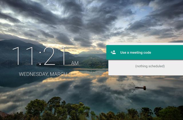 Google unveils 'Meet,' a Hangouts app for businesses