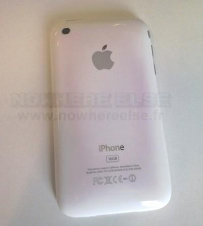 White iPhone 3GS reportedly overheats, turns a browner shade of white