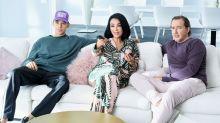 Daheim bei Verona Pooth: Neue Werbekampagne mit der ganzen Familie