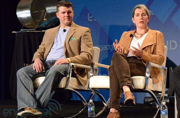 Live from Expand: Bionics, robotic surgery and better living through technology (video)