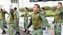 New hybrid uniforms to help SAF troops beat the heat