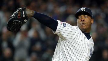 Chapman is latest MLB star to get coronavirus