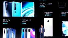 Covid-19: Huawei et Xiaomi sortent des nouveaux smartphones en pleine épidémie