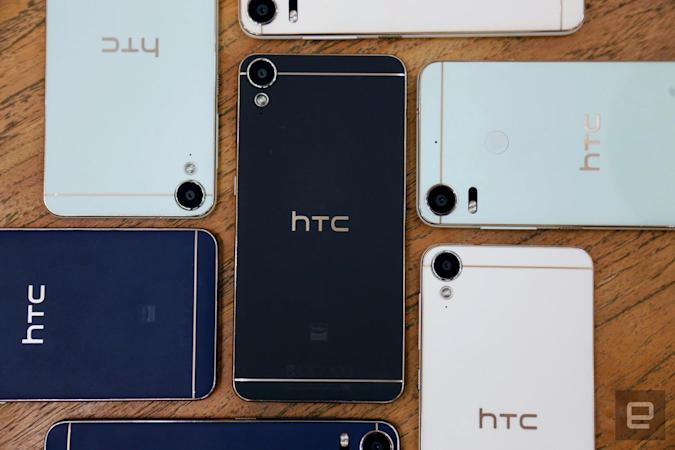 HTC's Desire 10 phones make midrange power feel more premium