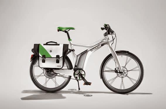 5 Things To Know About Smart Electrical Bike !