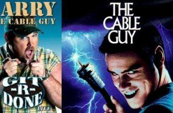 Do you love your cable guy?