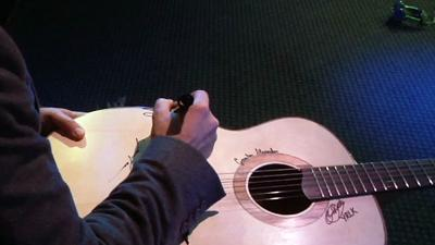 Globe-Trotting Guitar Project Comes to Detroit