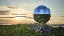 Humanity Star: Space Disco Ball Will Plunge to a Fiery Death Much Sooner Than Expected