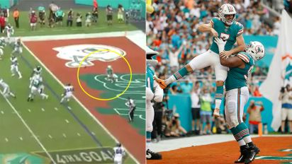 NFL world stunned after all-time trick play