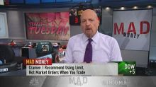 Cramer explains how he lucked out in the crash of '87