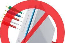 Nintendo sells out of their component cables