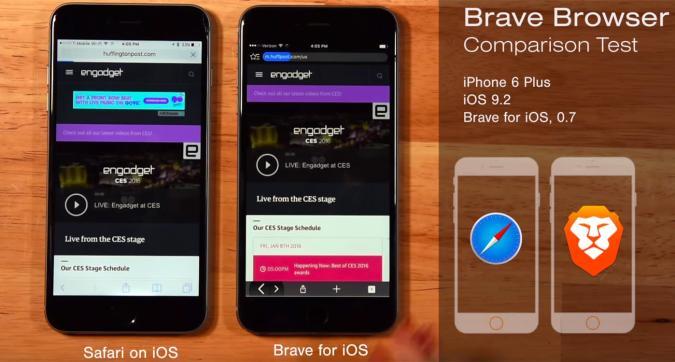 Brave es un navegador que reemplaza la publicidad para que ganes dinero