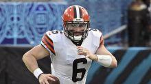 Better Baker: Browns' Mayfield cuts down on interceptions