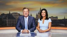 Piers Morgan says he wouldn't present 'Good Morning Britain' without Susanna Reid