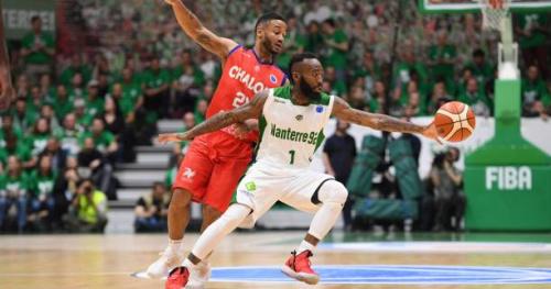 Basket - Fiba Europe Cup - Nanterre remporte la Fiba Europe Cup aux dépens de Chalon