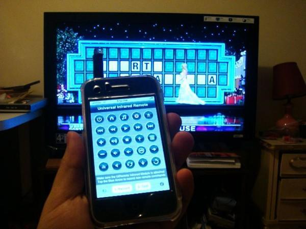 UiRemote is like a remote... in your iPhone