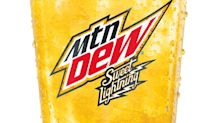Mountain Dew has a new dew — but you can't get it everywhere