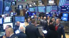 Wall Street chiude in rosso per aumento tensioni, Dow Jones -0,41%