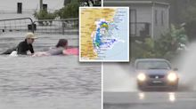 NSW weather: Floods inundate South Coast as thousands evacuated