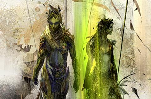 Flameseeker Chronicles: Guild Wars 2's gender divide