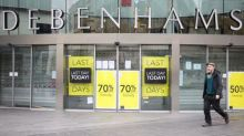 Boohoo to sell its brands in Debenhams stores in Middle East