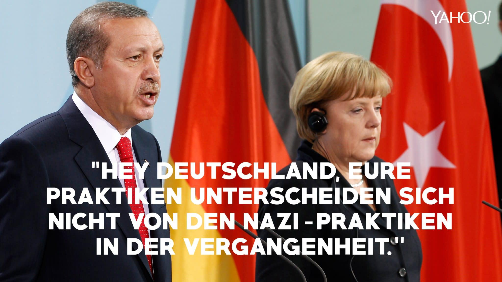 Erdogan Zitate