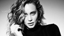 Sports Illustrated's Hannah Davis is Ready to Bleach Her Eyebrows for Givenchy