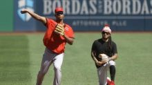 Mets claim switch-hitting INF/OF Robel Garcia from Reds, clear room for him on 40-man roster