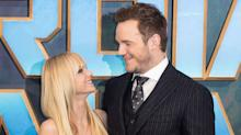 Anna Faris and Chris Pratt Have a Secret Emoji Signal to Escape Hollywood