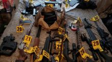 Authorities found sniper rifle, handcuffs in home of accused 'zip tie guy' in Capitol riot
