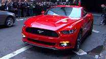Ford Unveils the 2015 Mustang