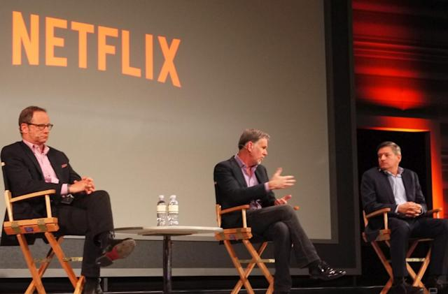 Netflix execs talk 'Ridiculous 6' popularity, censorship