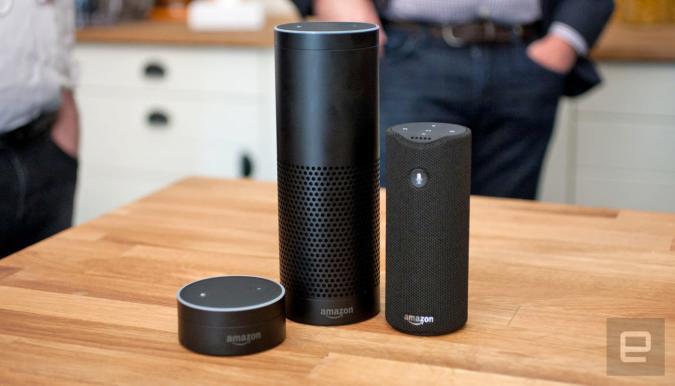 Amazon debuts two smaller and cheaper Echos