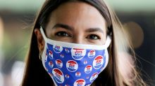 U.S. Congresswoman Ocasio-Cortez says Republican colleague called her profane slur