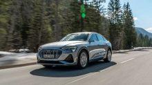 Essai Audi e-tron Sportback 55 Quattro: Puissance et confort à tous les étages