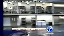 No milk leads to violence at detention center