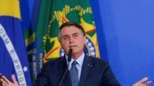 Brazil's Bolsonaro defends environmental record in speech to U.N.