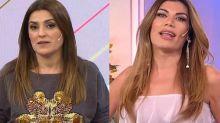 Maju Lozano se cruzó con Flor de la Ve por el despido de Amalia Granata