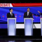 Pete Buttigieg, Beto O'Rourke Trade Jabs Over Gun Reform Plans At Democratic Debate