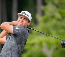 Garrick Higgo, in his second PGA Tour event, wins Congaree tournament in SC