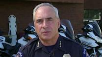 Chief Oates: 'These shootings are unfathomable'