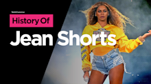 See the evolution of summer's sexiest shorts from the 1940s to the 2000s