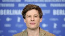 James Norton says he has to inject 'up to 15 times a day' because of type 1 diabetes