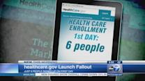 Healthcare.gov launch fallout, Obamacare rollout troubles