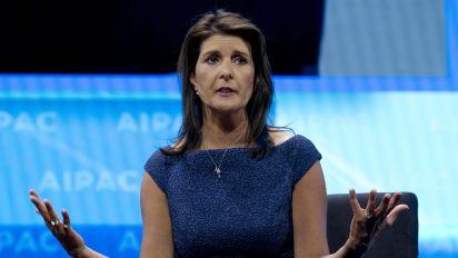 Haley: Giuliani should've had bigger role