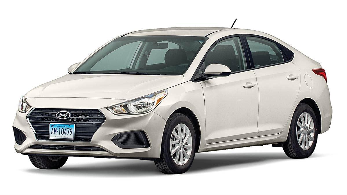 Hyundai Accent Reviews >> 2018 Hyundai Accent Review Bare Bones Transportation