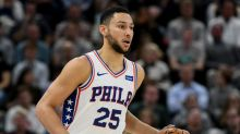 Ben Simmons has nerve impingement in lower back, to be re-evaluated in two weeks