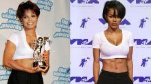 Teyana Taylor Recreates Janet Jackson's VMA Look
