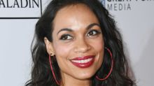 Rosario Dawson celebrates turning 39 in her birthday suit