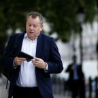 UK's Frost says landing zone for EU deal clear in many areas
